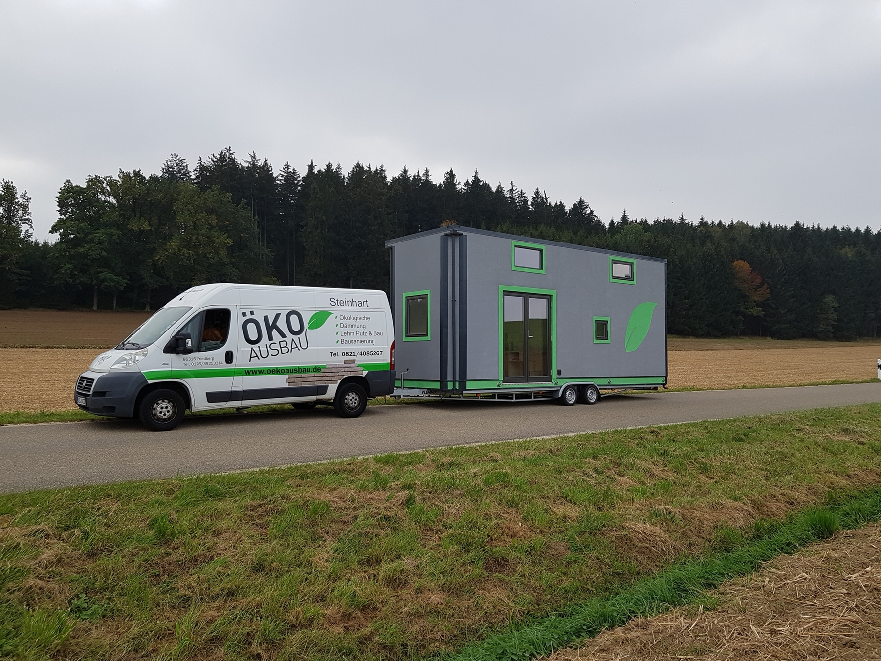 Tiny-House made in Friedberg